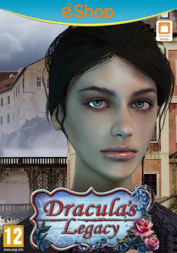 Dracula's Legacy WiiU coverM2 (AGJP)