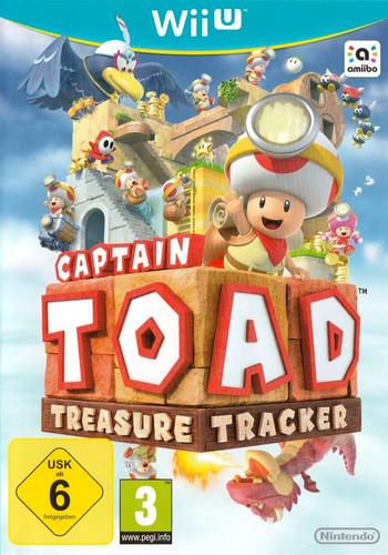Captain Toad: Treasure Tracker WiiU coverM2 (AKBP01)