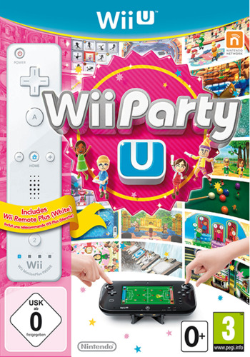 anxp01 wii party u