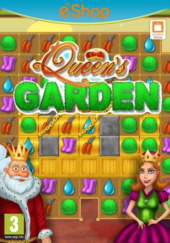 Queen's Garden WiiU coverM2 (AQNP)