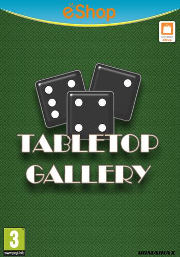 TABLETOP GALLERY WiiU coverM2 (AR2P)