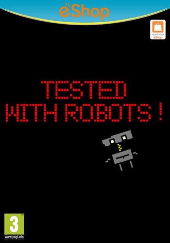 Tested with robots ! WiiU coverM2 (AR5P)