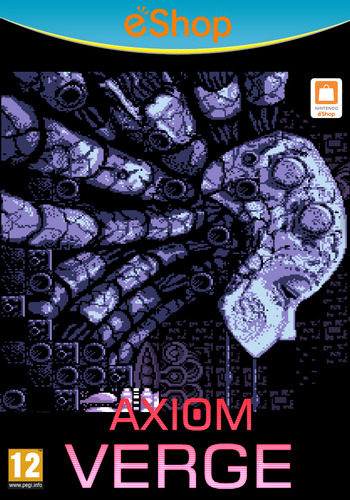 Axiom Verge WiiU coverM2 (AVEP)