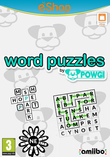 Word Puzzles by POWGI WiiU coverM2 (AW2P)