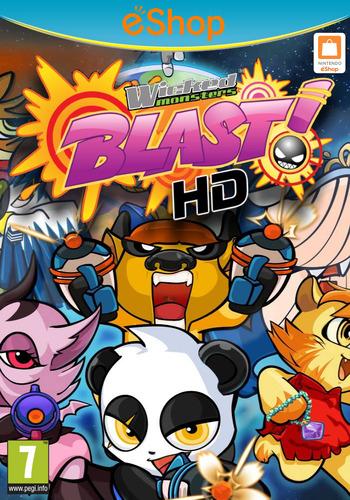 Wicked Monsters Blast! HD PLUS WiiU coverM2 (AWMP)