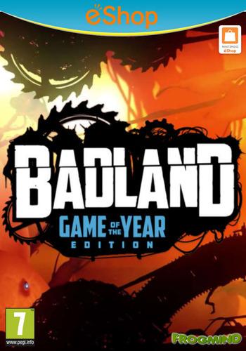 Badland - Game Of The Year Edition WiiU coverM2 (BADP)