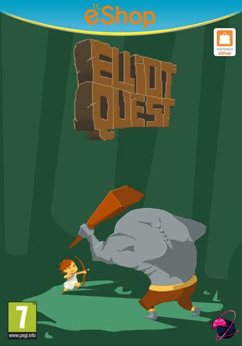 Elliot Quest WiiU coverM2 (BEQP)