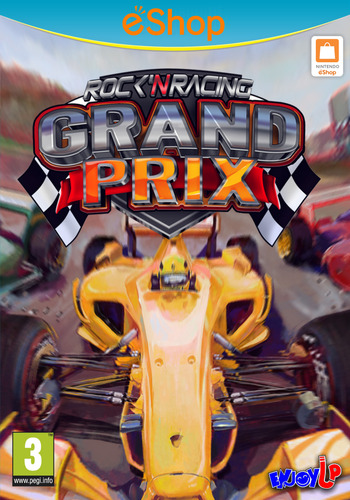 Grand Prix Rock 'N Racing WiiU coverM2 (BGNP)