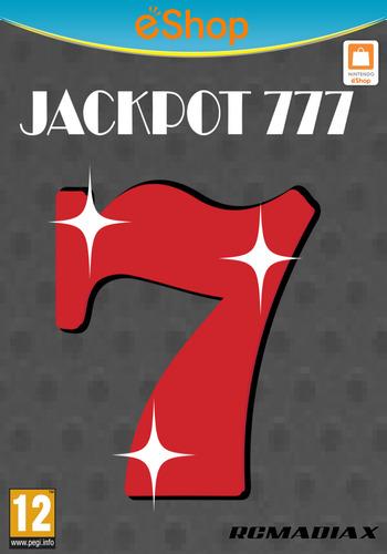 Jackpot 777 WiiU coverM2 (BMWP)