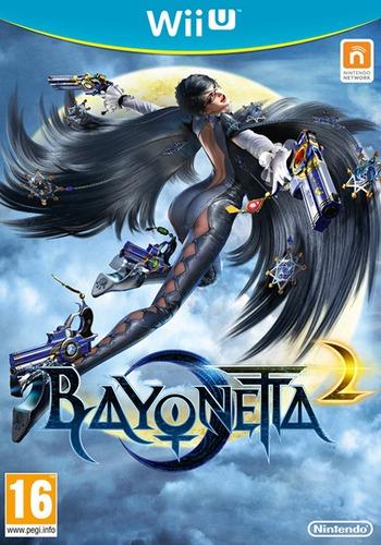 Bayonetta 2 WiiU coverM2 (BPCP01)
