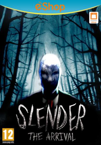 Slender: The Arrival WiiU coverM2 (BSAP)