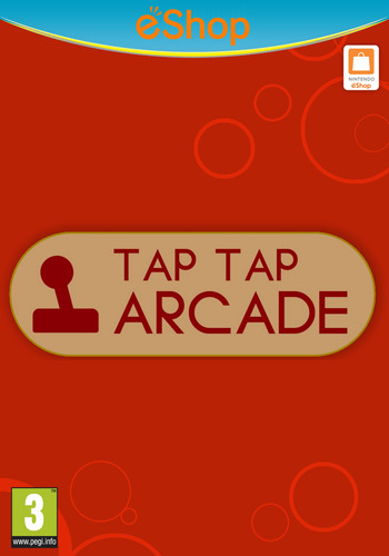 TAP TAP ARCADE WiiU coverM2 (BTAP)