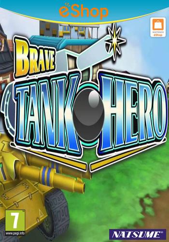 Brave Tank Hero WiiU coverM2 (BTKP)