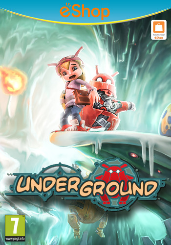 Underground WiiU coverM2 (BUGP)