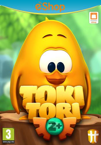 Toki Tori 2+ WiiU coverM2 (WAAP)