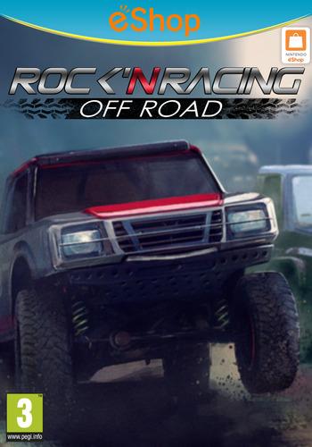 Rock 'N Racing Off Road WiiU coverM2 (WAEP)