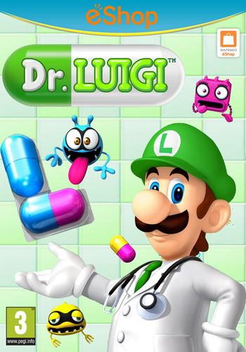 Dr. Luigi WiiU coverM2 (WAQP)