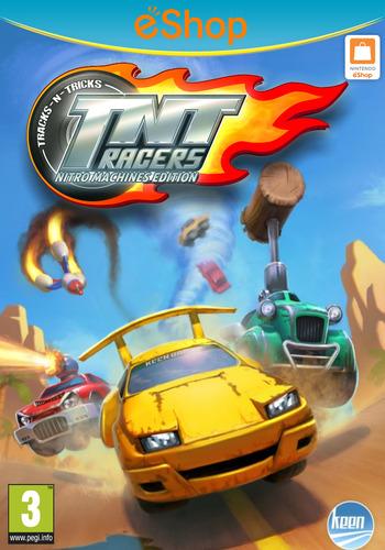 TNT Racers - Nitro Machines Edition WiiU coverM2 (WAYP)
