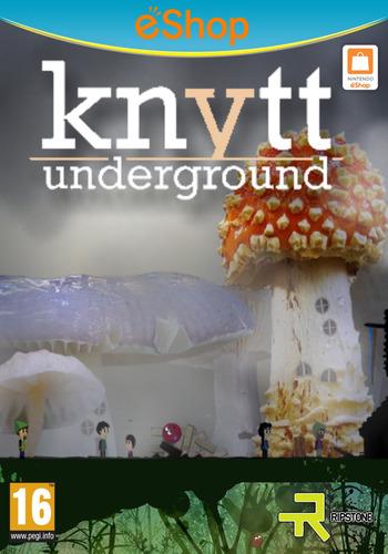 Knytt Underground WiiU coverM2 (WBCP)