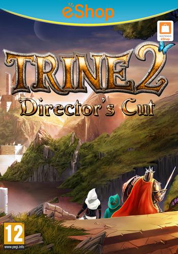 Trine 2: Director's Cut WiiU coverM2 (WBDP)