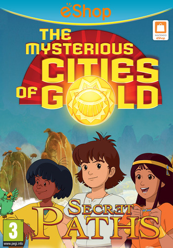 The Mysterious Cities of Gold: Secret Paths WiiU coverM2 (WC3P)