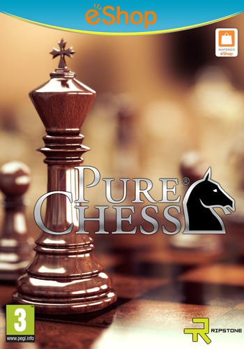 Pure Chess WiiU coverM2 (WC9P)