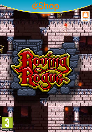 Roving Rogue WiiU coverM2 (WCJP)