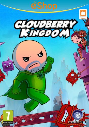 Cloudberry Kingdom WiiU coverM2 (WCKP)