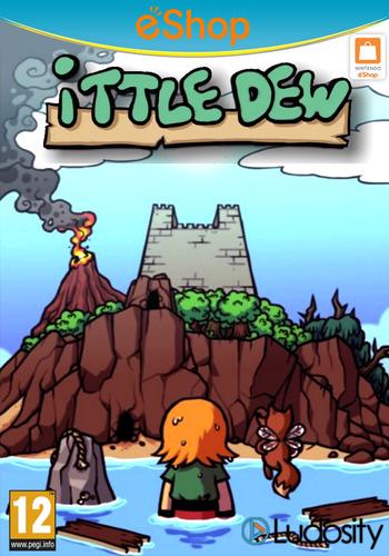 Ittle Dew WiiU coverM2 (WDWP)