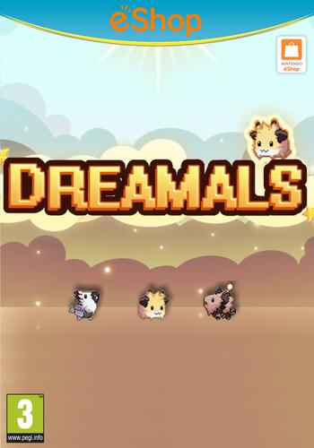 Dreamals WiiU coverM2 (WRLP)