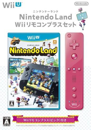 Nintendo Land WiiU coverM2 (ALCJ01)