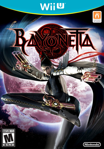 Bayonetta WiiU coverM2 (AAFE01)