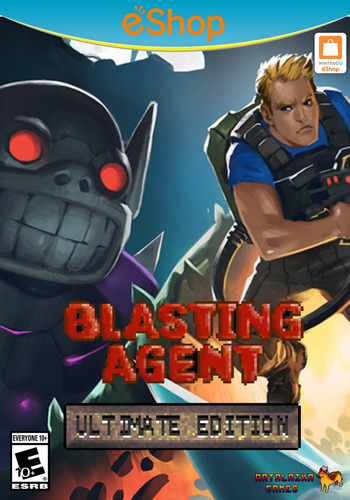 Blasting Agent: Ultimate Edition WiiU coverM2 (ABZE)