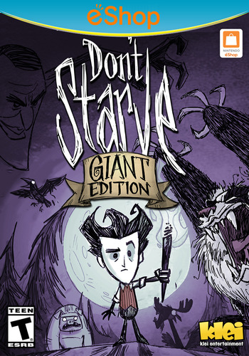 Don't Starve: Giant Edition WiiU coverM2 (ADAE)