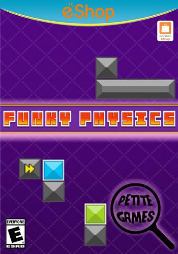 Funky Physics WiiU coverM2 (AF5E)