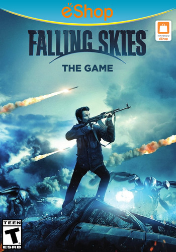 Falling Skies: The Game WiiU coverM2 (AF8E)