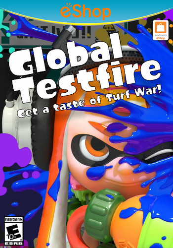 Splatoon Global Testfire Demo WiiU coverM2 (AGEA)