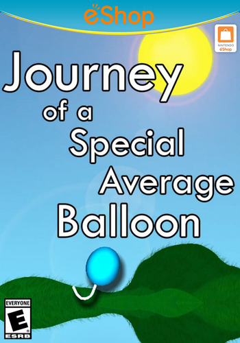 Journey of a Special Average Balloon WiiU coverM2 (AJBE)