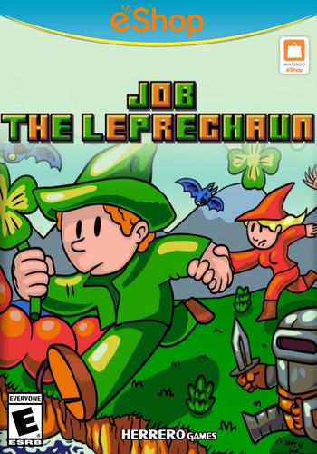 Job the Leprechaun WiiU coverM2 (AJLE)
