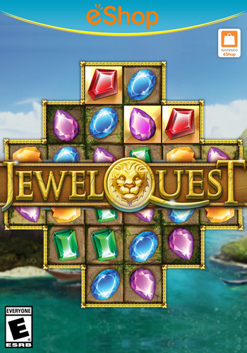 Jewel Quest WiiU coverM2 (AJQE)