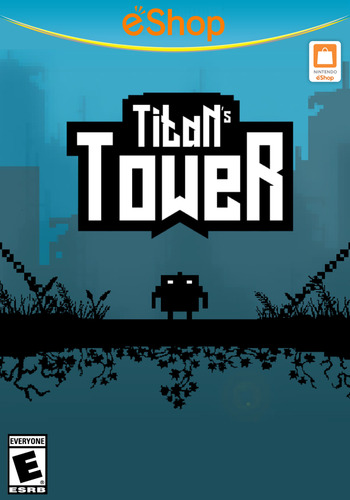 TITANS TOWER WiiU coverM2 (AK4E)