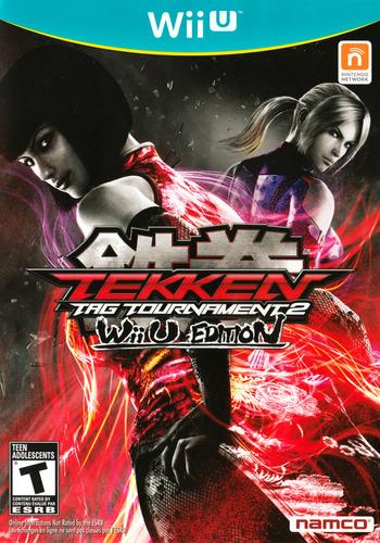 Tekken Tag Tournament 2 WiiU coverM2 (AKNEAF)