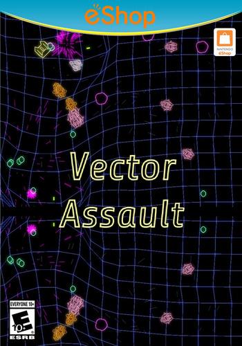 Vector Assault WiiU coverM2 (APJE)