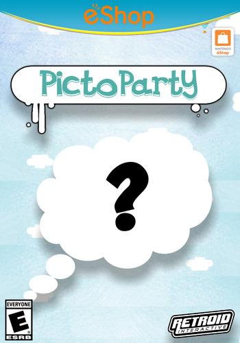 PictoParty WiiU coverM2 (APQE)