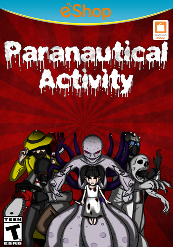 Paranautical Activity WiiU coverM2 (APRE)