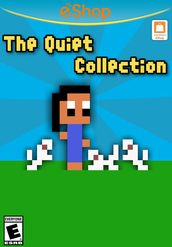 The Quiet Collection WiiU coverM2 (AQCE)