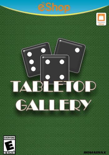 TABLETOP GALLERY WiiU coverM2 (AR2E)