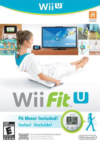 Wii Fit U WiiU coverM2 (ASTE01)