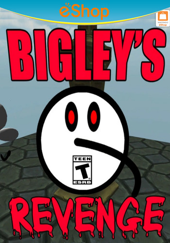 Bigley's Revenge WiiU coverM2 (AT3E)