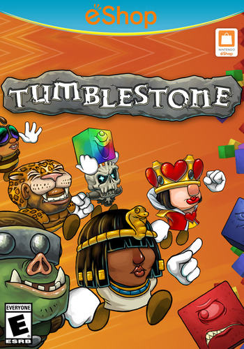 Tumblestone WiiU coverM2 (AT7E)